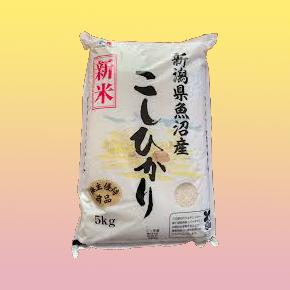 積水ハウス(魚沼産コシヒカリ5kg)株主優待